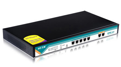 艾泰4220G 全千兆路由器(带机量100-200台)