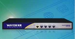 维盟WQR-3000智能路由器(带机量100-200台)