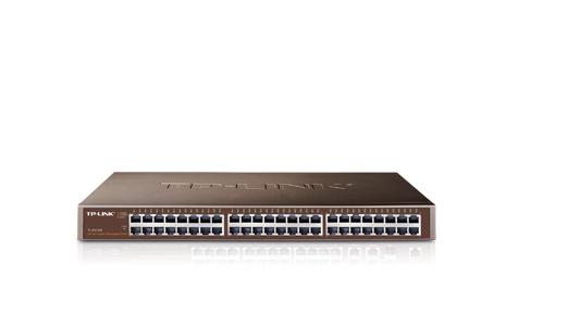 TP-LINK TL-SG1048(48口全千兆非网管交换机)